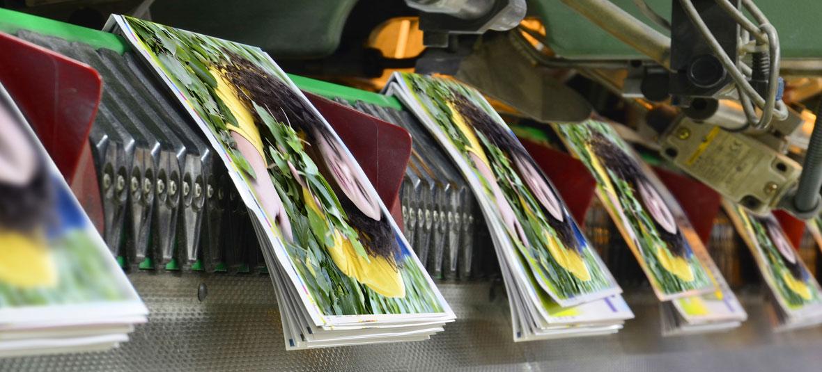 cuadernillo en forma de revista